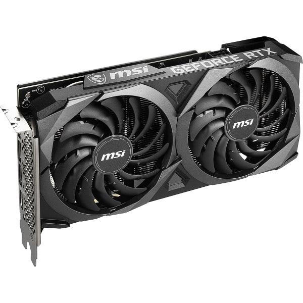کارت گرافیک MSI GeForce RTX 3060 VENTUS 2X 12GB OC