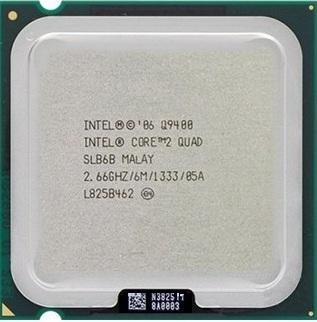 CPU Intel Q9400 TRAY 2.66GHZ   پردازنده اينتل